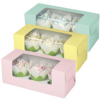 Embalaža za cupcake-e, muffine