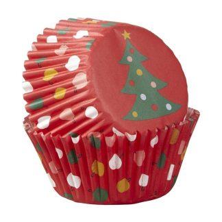 Papirnate posodice za muffine.