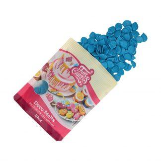 Deco melt obliv cake pops modra