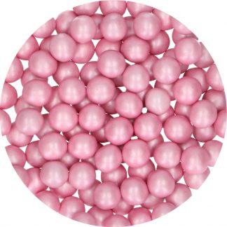 Jedilna dekoracija perlice roza