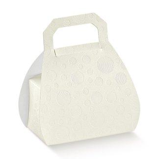 Škatlica za konfete Torbica
