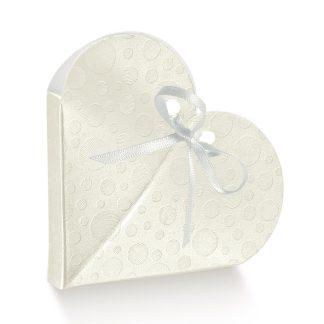 Škatlica za konfete SRCE