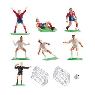 Komplet figuric za torto nogomet