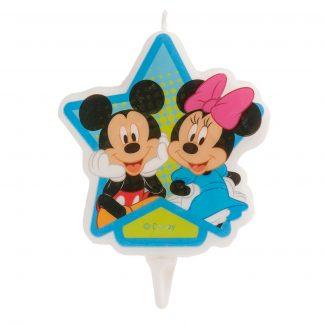 Svečka Miki in Mini Miška 7, 5cm
