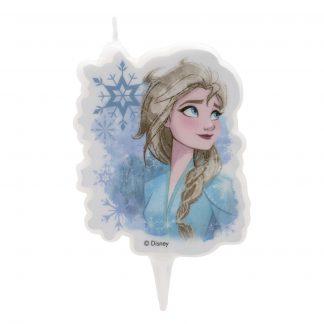 Svečka za torto Elsa Frozen