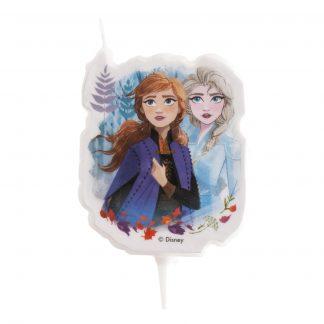 Svečka za torto Frozen 2