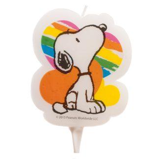 Svečka za torto Snoopy