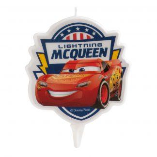 Svečka za torto Strela McQueen