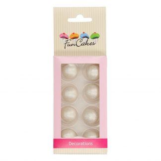 Srebrne čokoladne kroglice