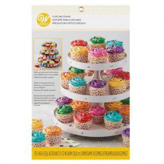 Dekorativno stojalo za cupcakes