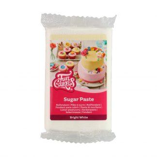 Fondant - sladkorna pasta bela