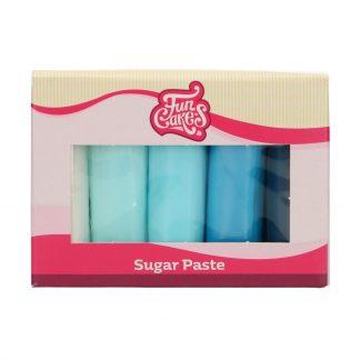 Sladkorna masa modri mix