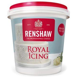 Sladkorna glazura (Royal Icing)