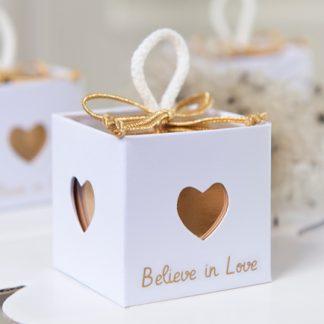 Škatlica za konfete Belive