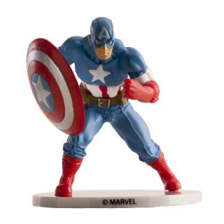 Figurica za torto Kapitan Amerika