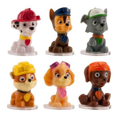 Figurice za torto Tačke na Patrulji komplet 6 figuric